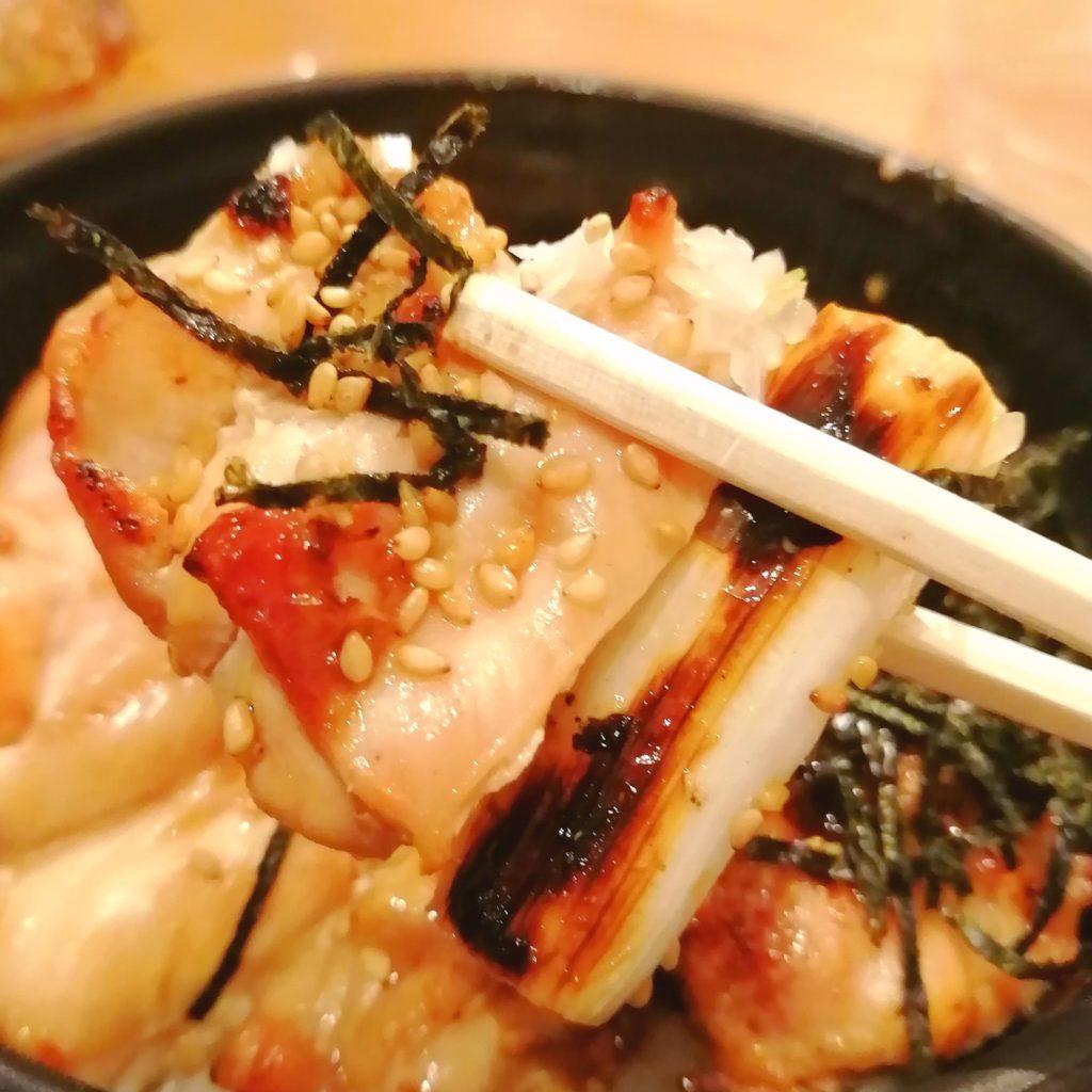 高円寺焼き鳥テイクアウト「音鶏家」焼き鳥丼実食