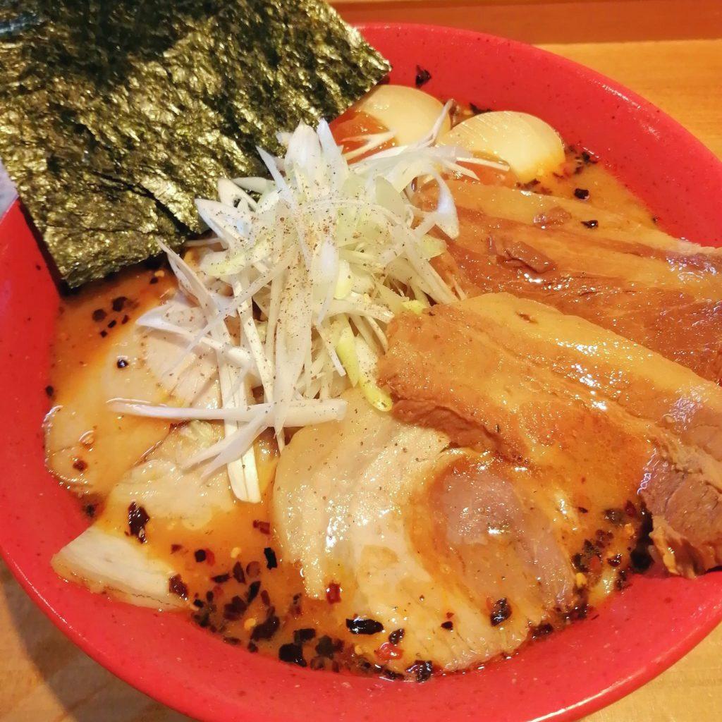 高円寺駅前ラーメン「火の鳥73」火の鳥辛口味噌ラーメン
