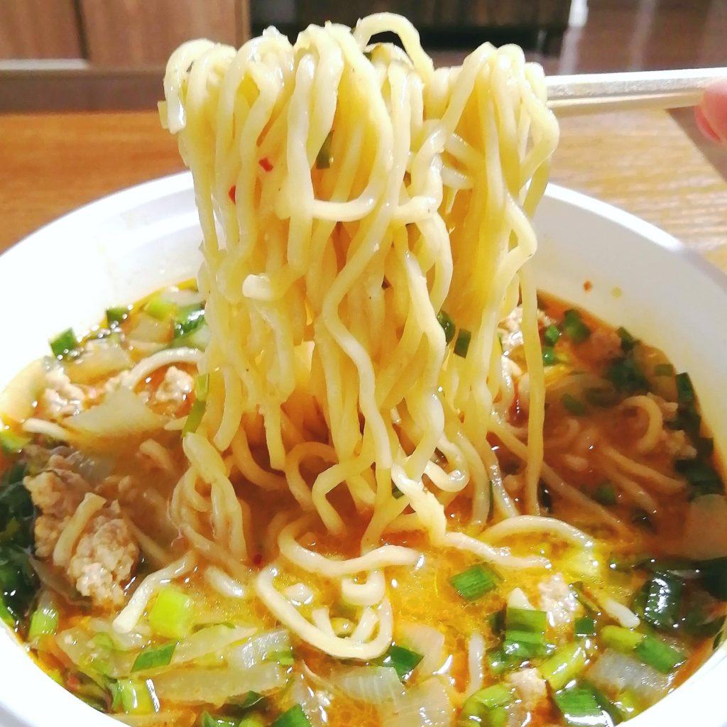 高円寺テイクアウト「じもん」勝浦式タンタン麺・麺