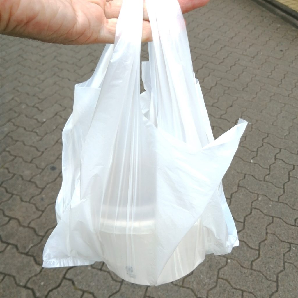 高円寺テイクアウト「宮崎辛麺劇場」購入しました