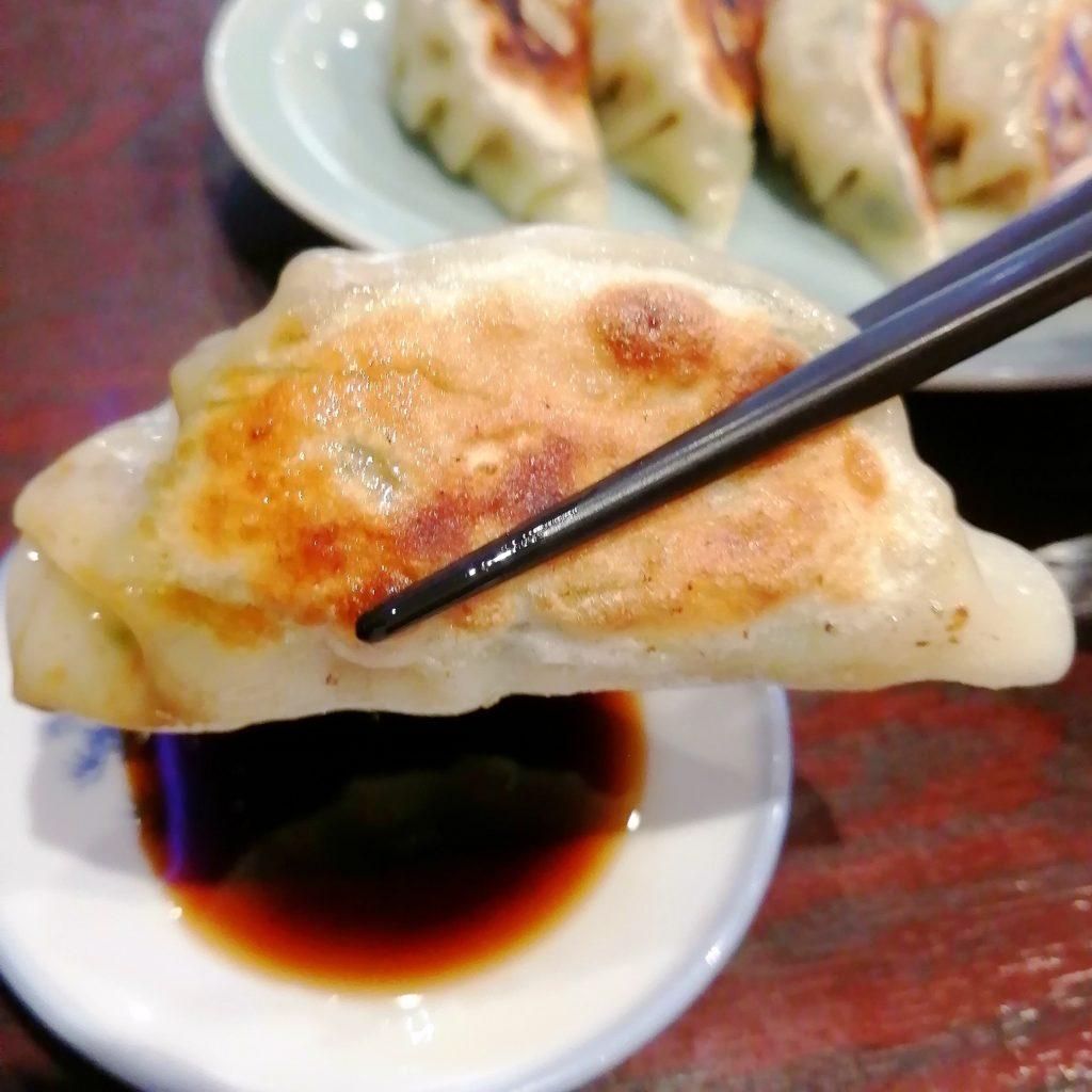 高円寺台湾料理「雄旺」焼き餃子