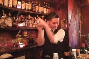 Bar Tail・松本さん