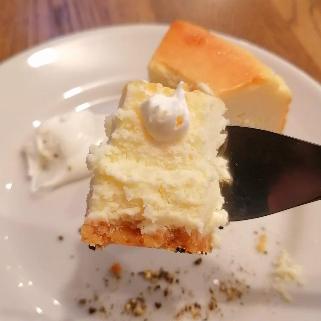 大阪豊中コーヒー「Basic珈琲」パルメザンチーズケーキ