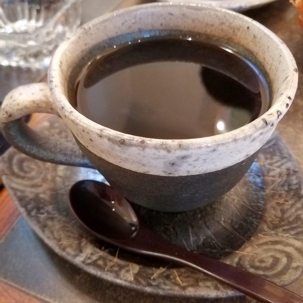 高円寺モーニング「あろうむ」モーニングサービスセットA・コーヒー