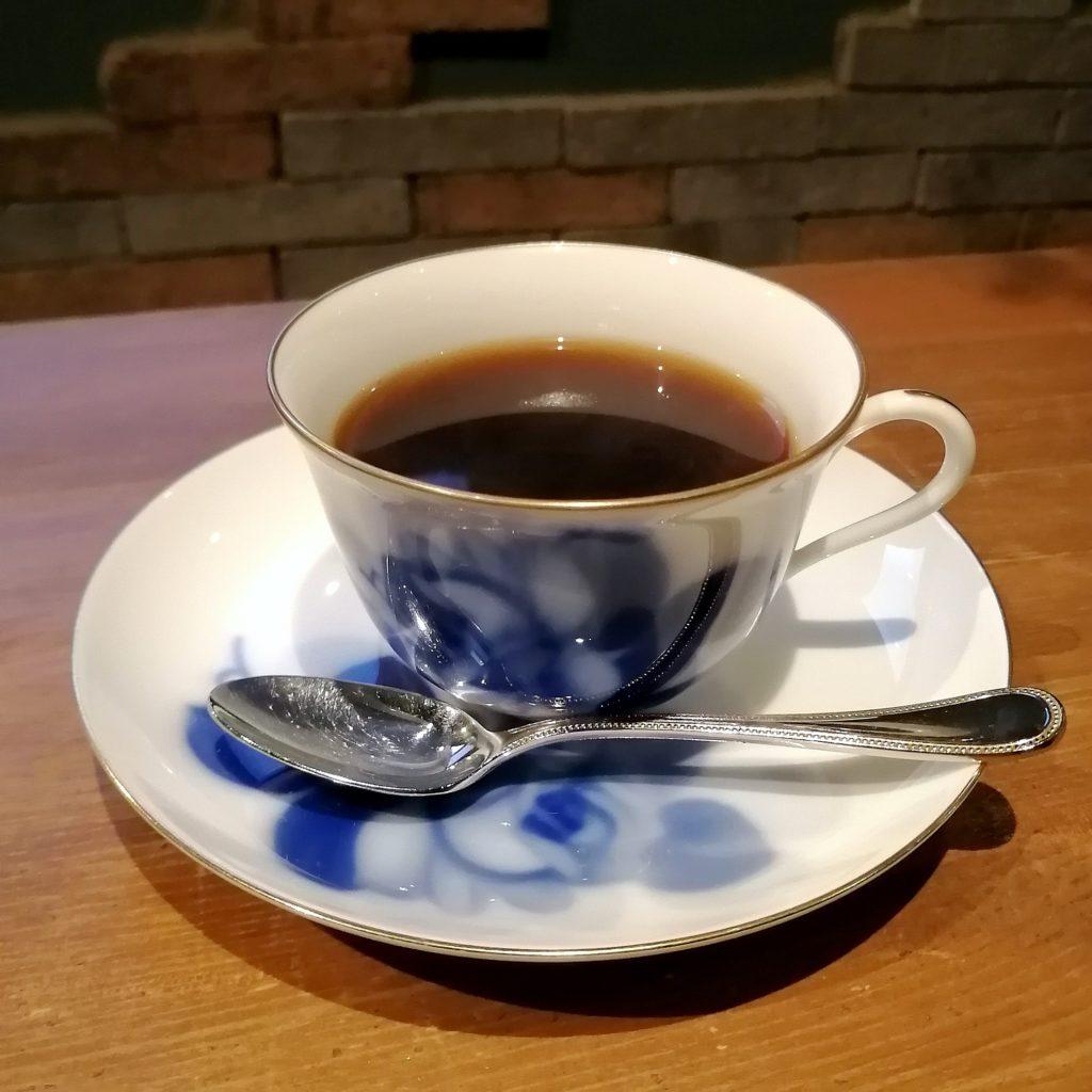 神保町コーヒー「眞踏珈琲店」珈琲・琥珀