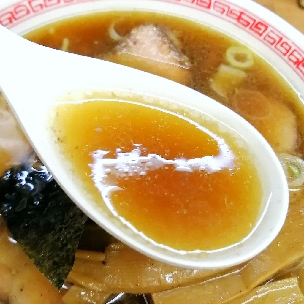 新高円寺ラーメン「甲斐」味玉チャーシュー麵・スープ