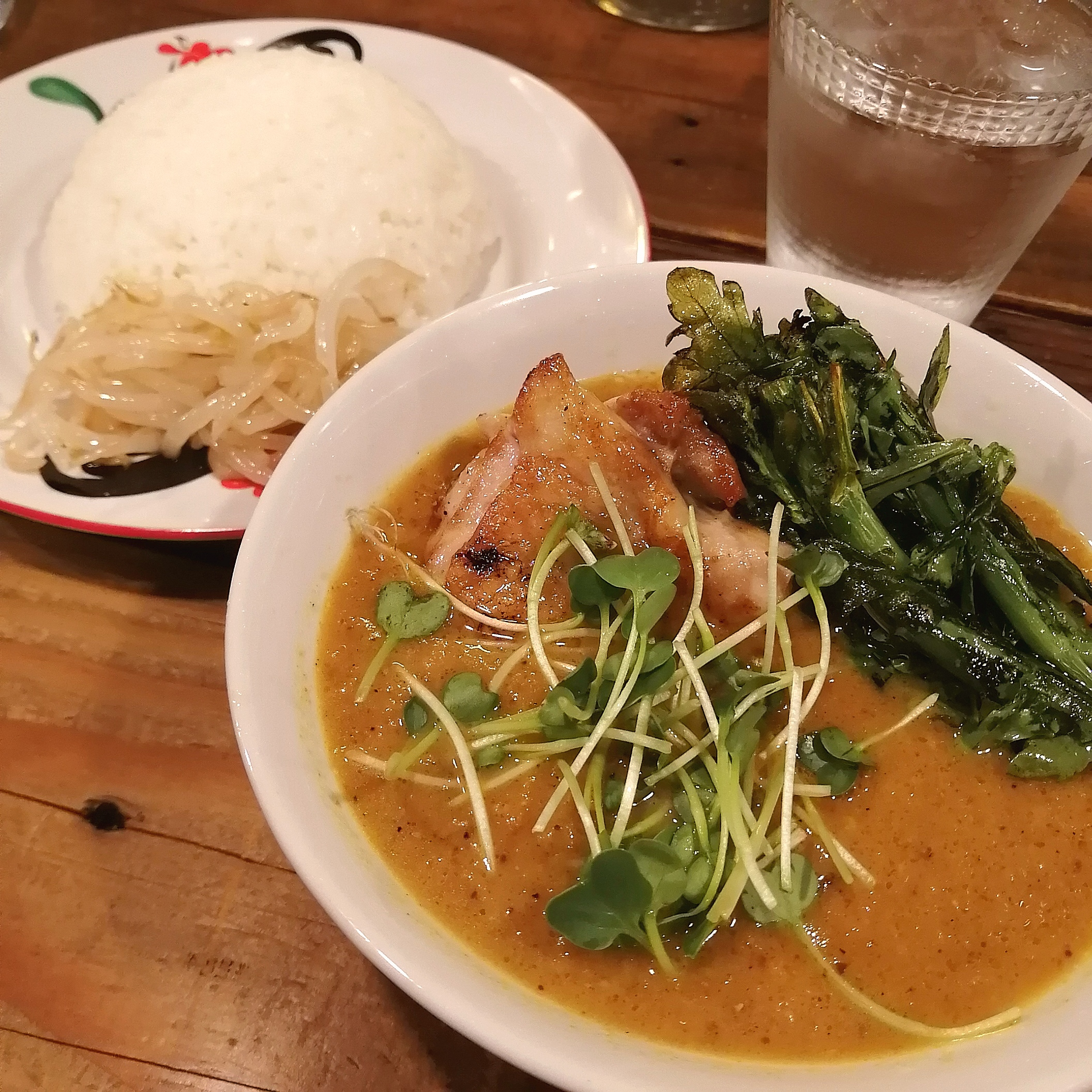 upper curry