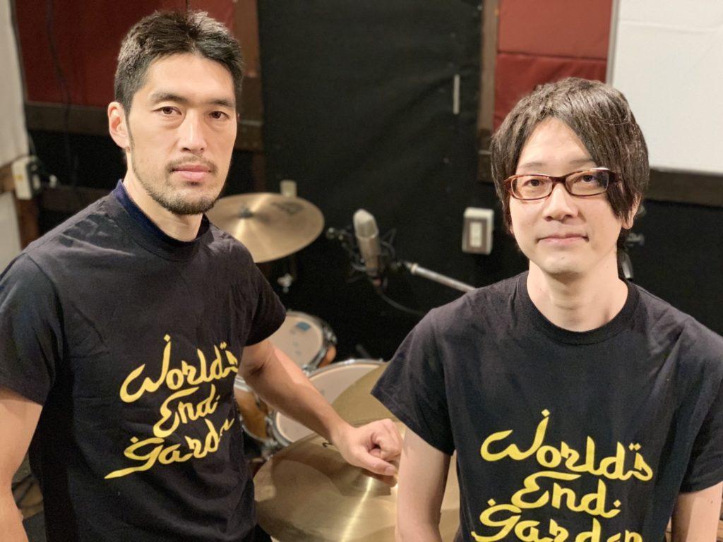 高円寺夜のミュージックマップ「WORLD'S END GARDEN(ワールズエンドガーデン)」シゲグルメディアとのシナジー