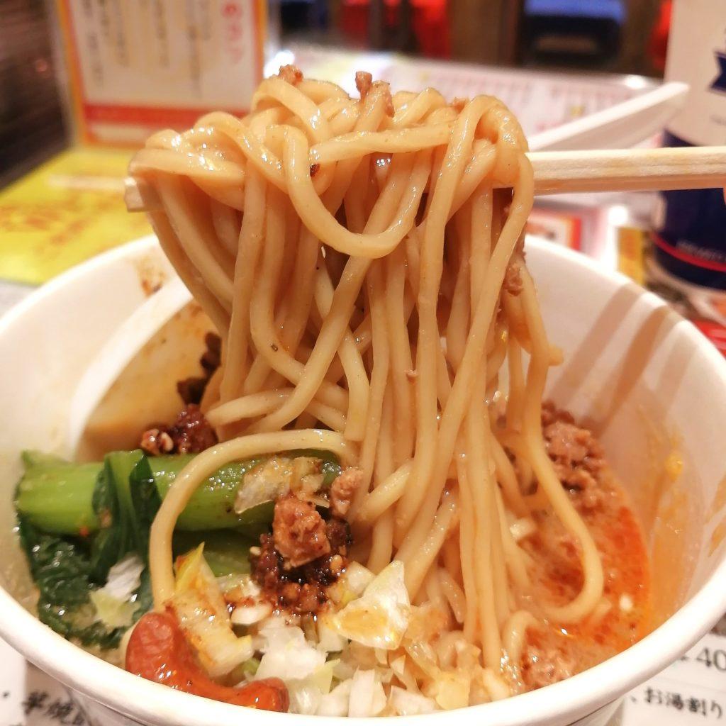 高円寺台湾料理「da pai dang 105(ダパイダン105)」担々麺を実食