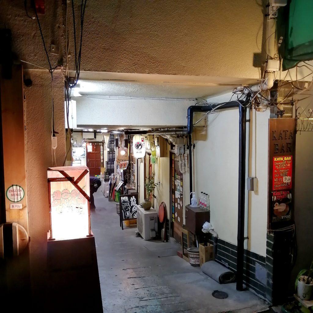 高円寺ミュージックバー「DRAWBER 2」建物外観