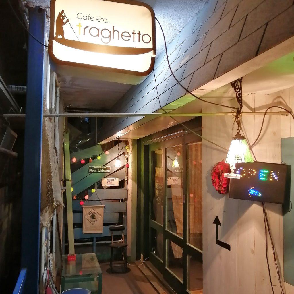 高円寺カフェ「トラゲット」お店外観