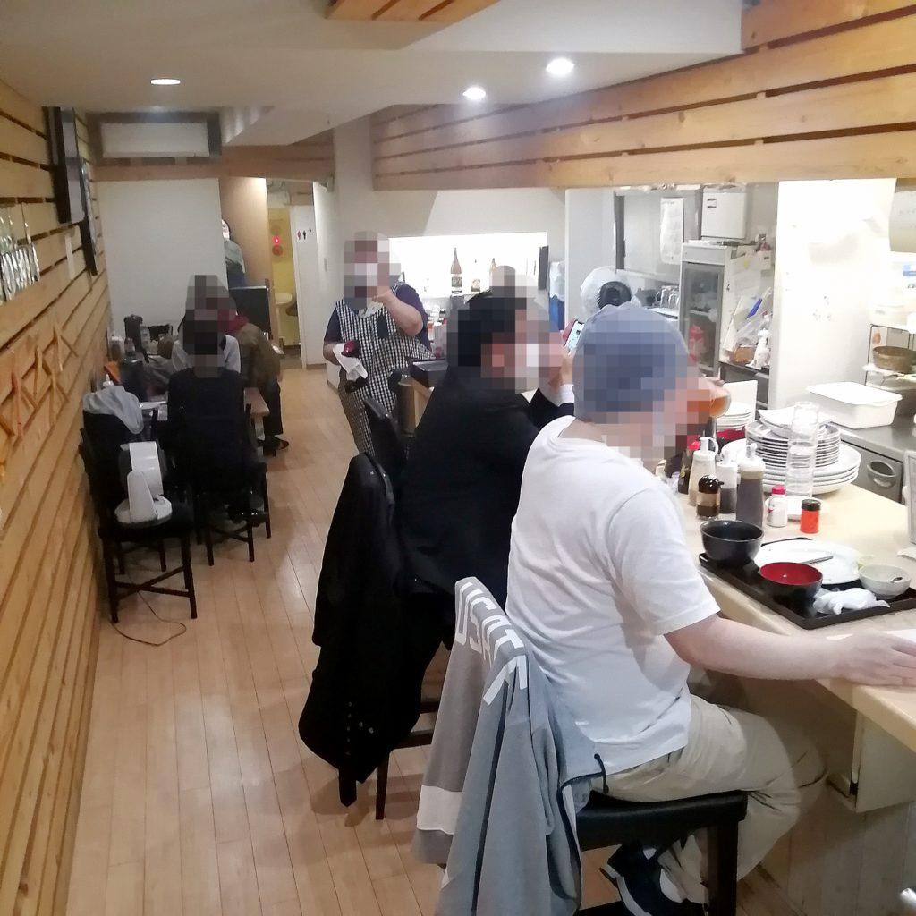 高円寺カツカレー「あげもんや」店内