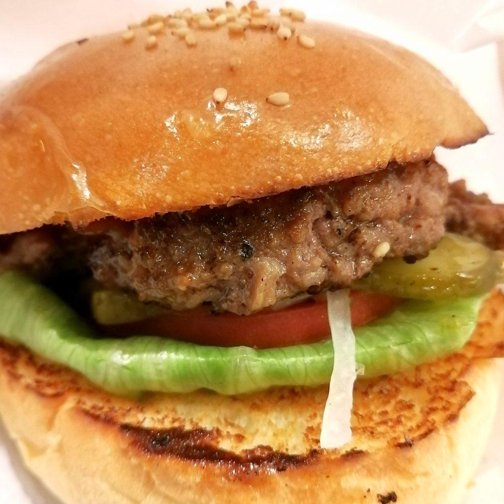 高円寺ハンバーガー「メアリーキッチン」ベーシックバーガー・実食