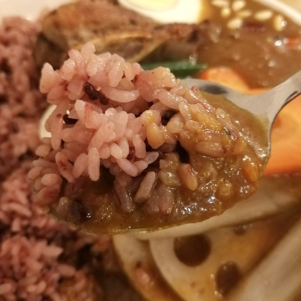 高円寺カレー「168厨房」薬膳カレー実食