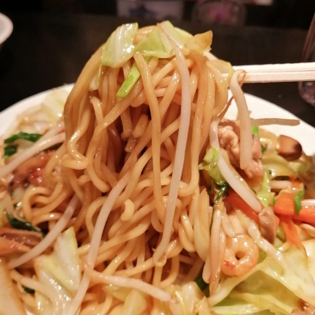 高円寺中華「永發(えいはつ)」上海焼きそば・実食