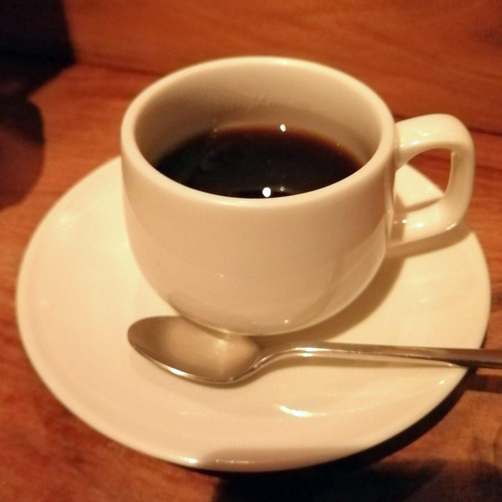 高円寺ダイニング「yummy」yummyサラダごはん・食後のコーヒー