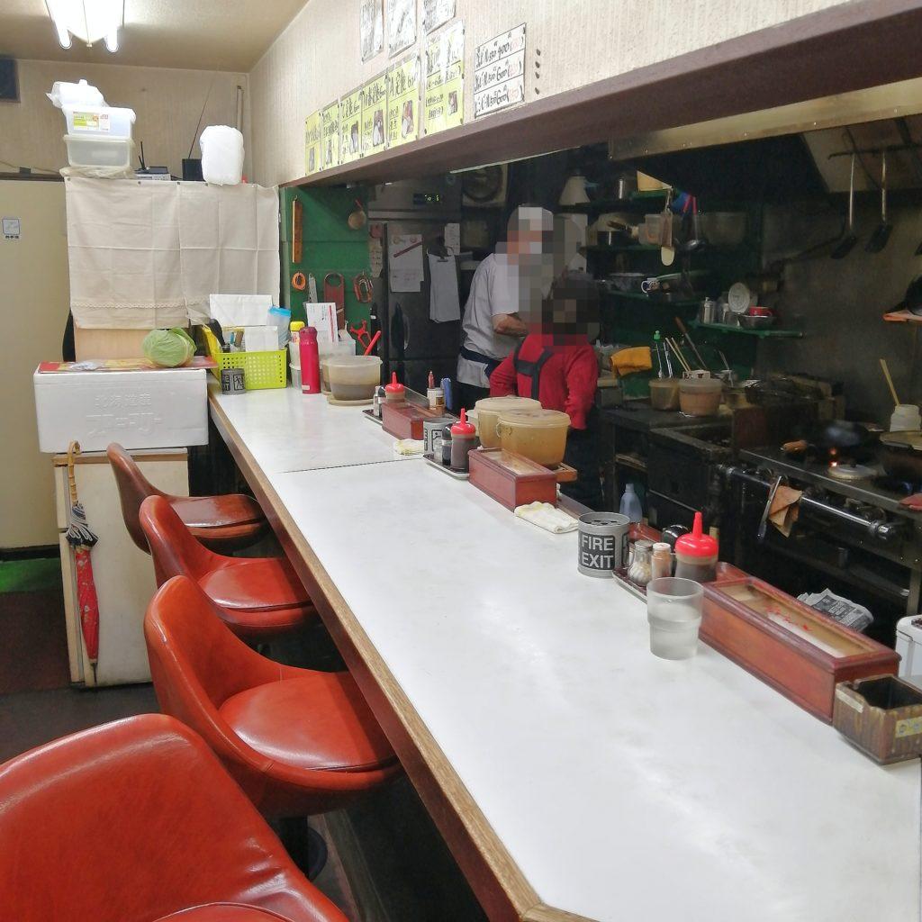 高円寺定食「定食ハウス やなぎや」店内
