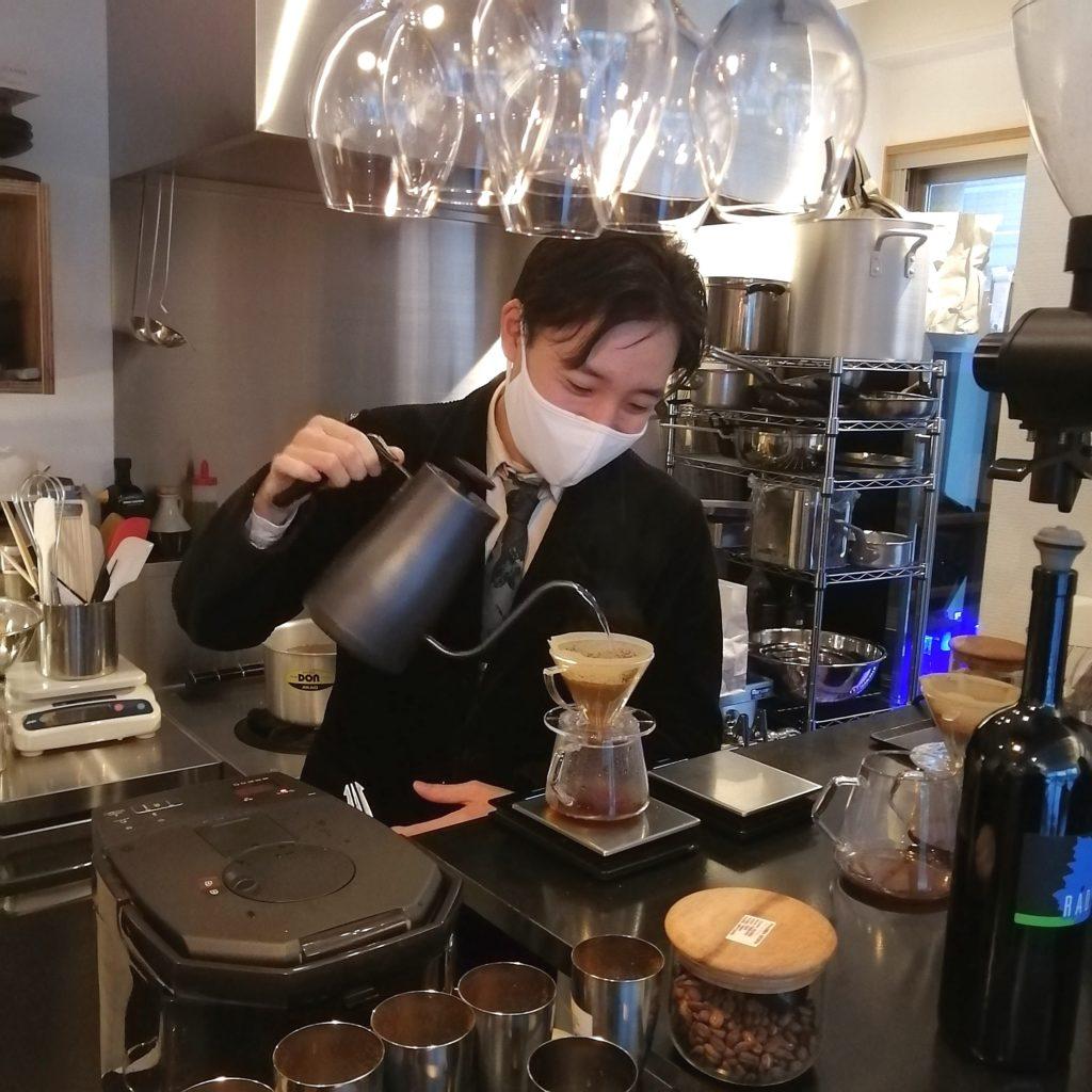 西荻窪コーヒー「Typica(ティピカ)」相原さん抽出