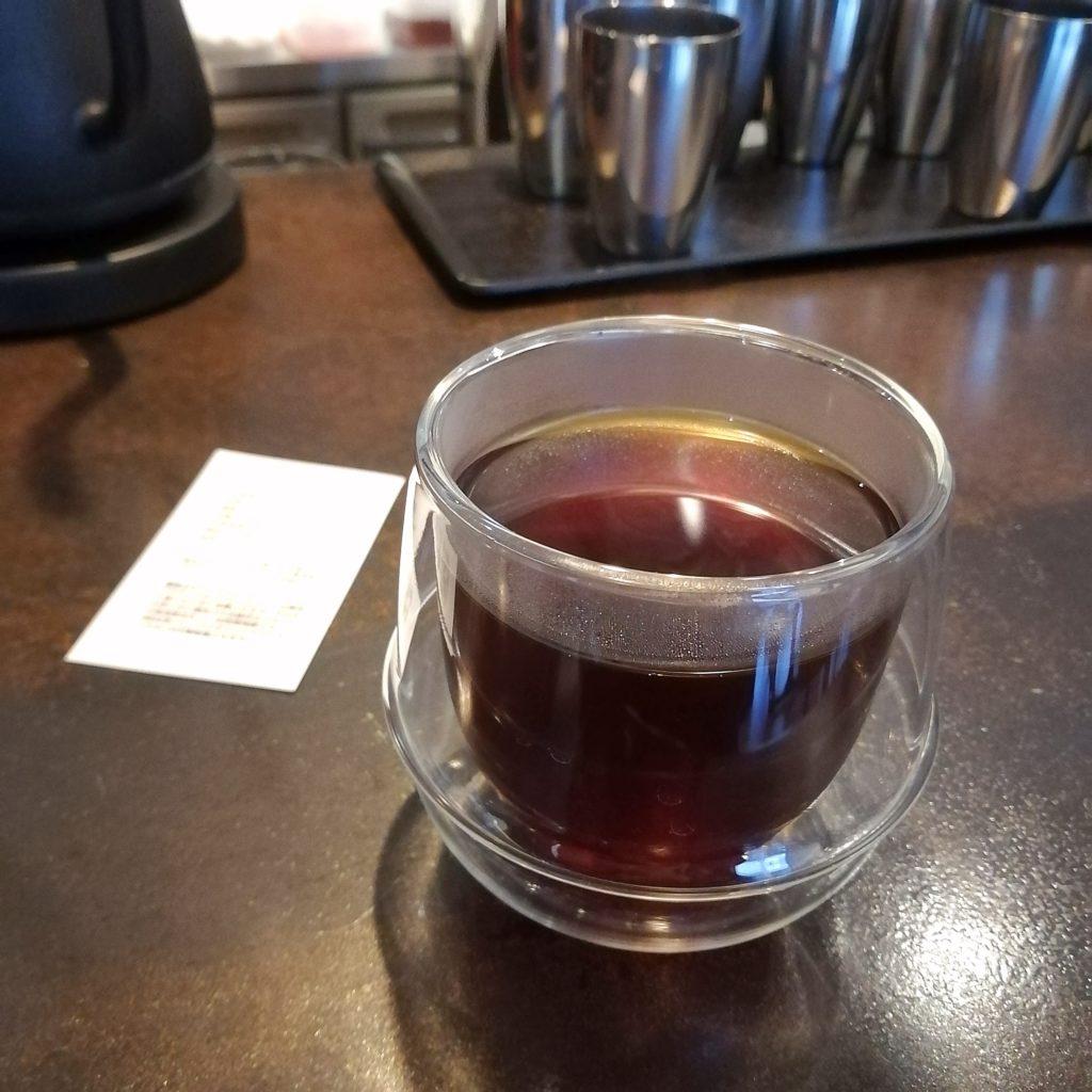 西荻窪コーヒー「Typica(ティピカ)」ブラデーラ ゲイシャ・コロンビア