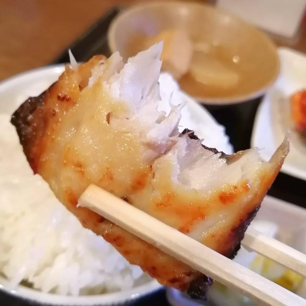 新高円寺定食「魚き食堂」3店盛り定食・鯖