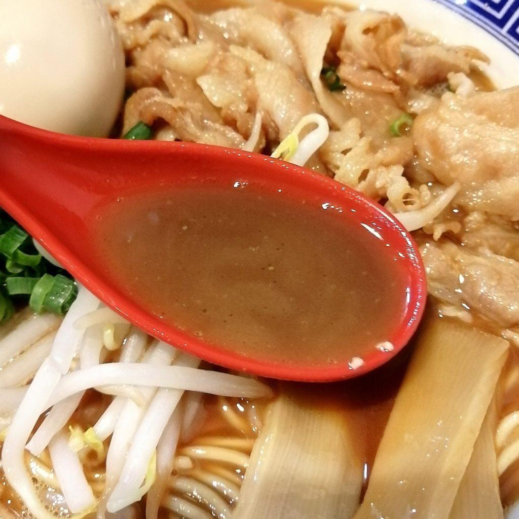 高円寺ラーメン「中華そばJAC」JACそば・スープ