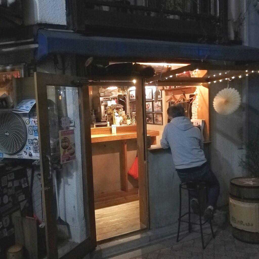 高円寺ラーメン「トリツカレ男」外観