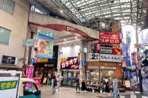 緊急事態宣言における高円寺